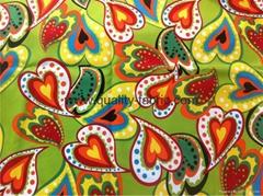 Printing mini matt fabric