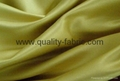 Microfiber peach skin satin fabric