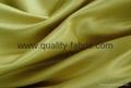Microfiber peach skin satin fabric 1
