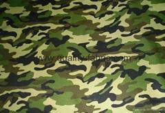 Microfiber camouflage fabric,print microfiber fabric