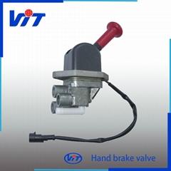 Wabco Truck air brake parts hand brake valve