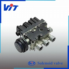 Wabco Truck air brake parts solenoid valve