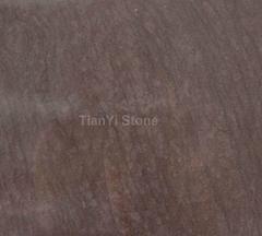 Coffee brown slab