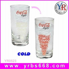 Advertising Usage Color Changing Glass