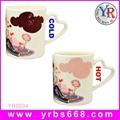 Custom Design Color Changing Mug with