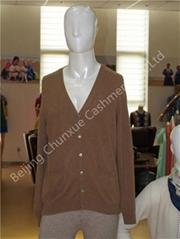 Women's Pure Cashmere Cardigan