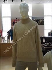 2015 Turtleneck Men Cashmere Sweaters