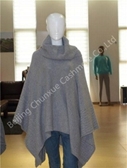 New Style Women Cashmere Poncho