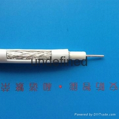 Fenjinda Coaxial Cable RG 6 series  audio & video cable cctv cable