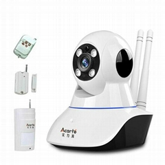 New Wireless Alarm Syst
