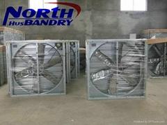 Greenhouse cooling fan