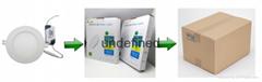 LED energy saving flat panel light