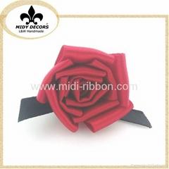 Midnight Rose flower for perfume bottle decoration