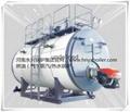 燃油氣常壓熱水鍋爐