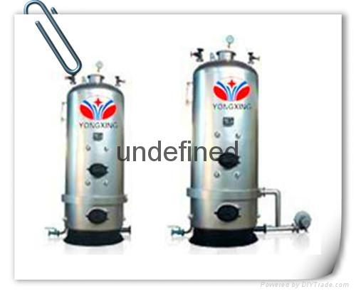 立式燃煤蒸汽 1