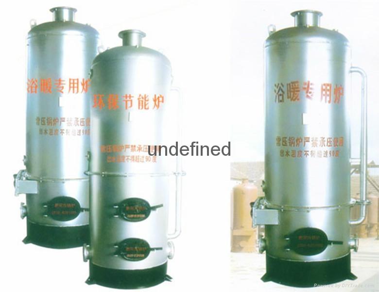 立式燃煤蒸汽 5