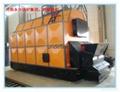 自动安检无烟型燃煤常压热水锅炉 2