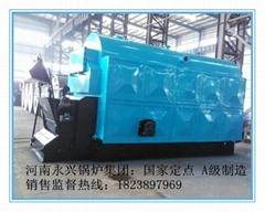 本月  产品自动燃煤承压热水锅炉