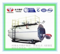 高效环保自动燃油气常压热水锅炉 1