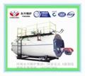 高效環保自動燃油氣常壓熱水鍋爐