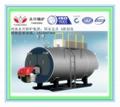 高效环保自动燃油气常压热水锅炉 2