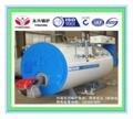 高效环保自动燃油气常压热水锅炉 3
