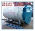 高效环保自动燃油气常压热水锅炉 4
