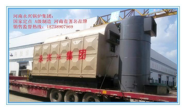 高效環保生物質蒸汽鍋爐 4