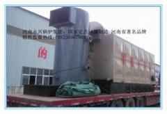 高效環保生物質蒸汽鍋爐