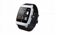 UWatch UX Heart Rate Monitor Bluetooth Smartwatch Phone Mate For iOS & Android