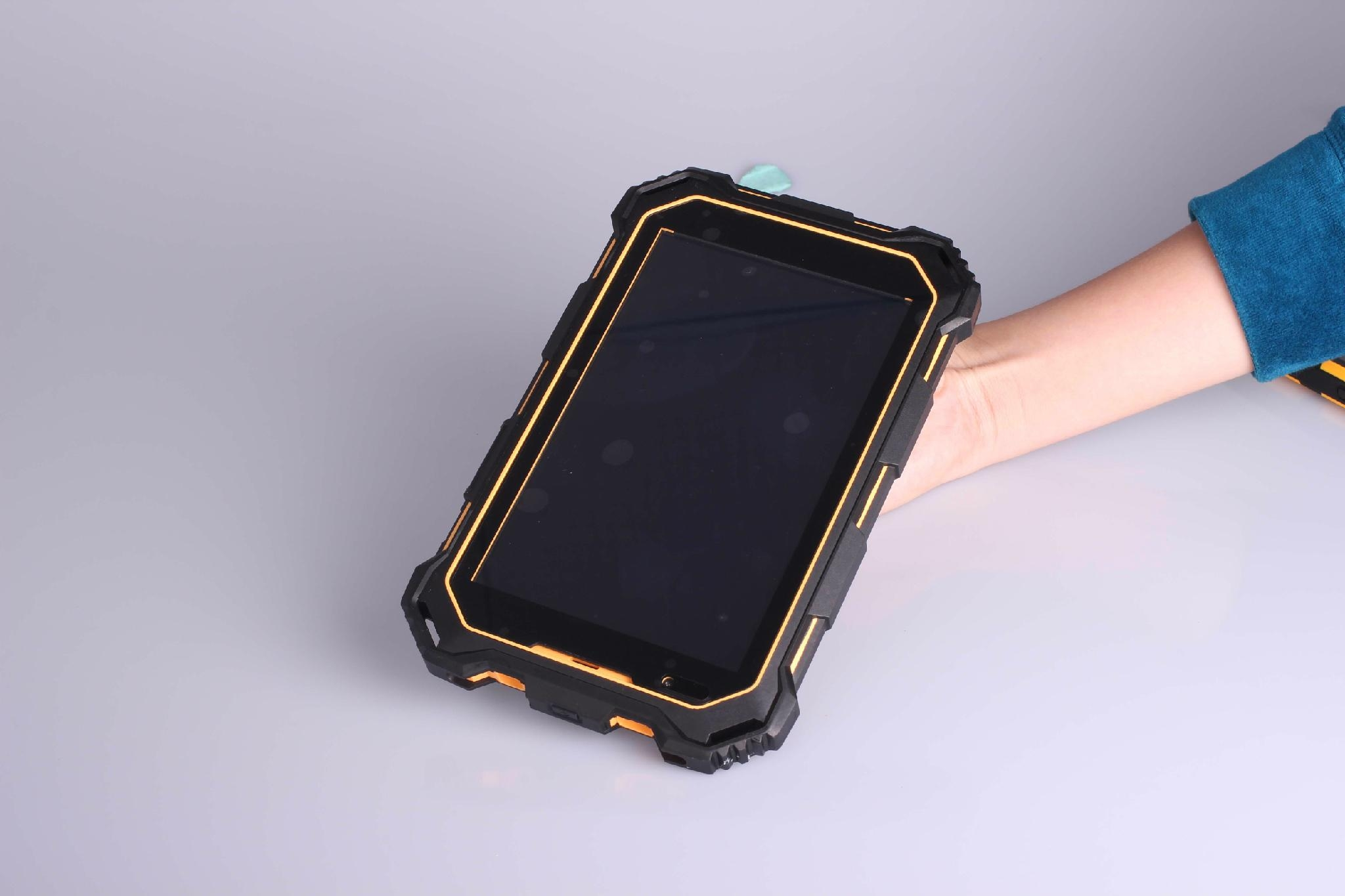 7 inch IP68 android 4.4 rugged tablet 5