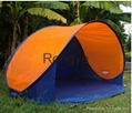 One-touch Portable Sun Shade Beach Tent