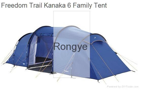Freedom Trail Kanaka 6 Family Tent 1