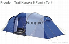 Freedom Trail Kanaka 6 Family Tent