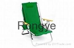 Low & Lay Flat Beach Chair RN-BC07