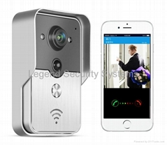 WiFi Video Door Bell / IP Video Intercoms
