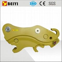 BEIYI Excavator Hydraulic Quick Coupler