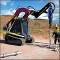 Beiyi hydraulic earth auger 2