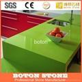 artificial sparkle quartz slab countertop 1