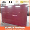artificial sparkle quartz slab countertop 2