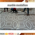 water jet marble medallion designs for hotel lobby 3