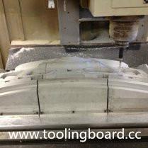 CNC tooling board