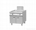 Electric Griddle with Cabinet