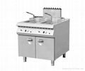 Electric style Two Fryer Include Two