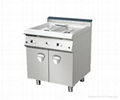 Gas style Two Fryer Include Two Basket