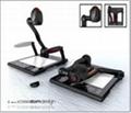 desktop document camera webcam digital visualizer