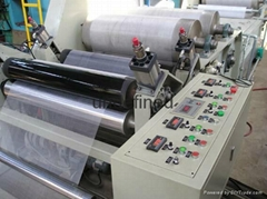 Bio-orientation stretched mesh production line and technology