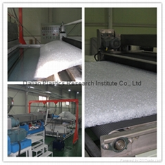 中空床墊生產線及技術