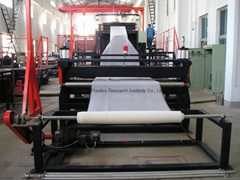 Square net production line and