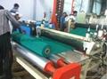 3D hollow base drainage mat production